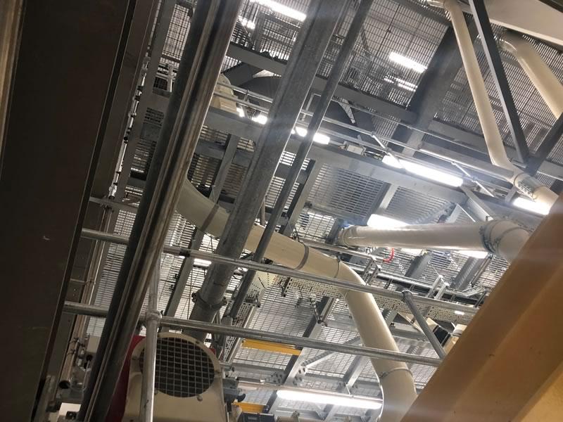 Irish Distillers Mill Room Steel | Kenneally Steel Fabrication