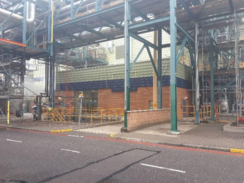 Glaxo Smithkline Kilo Scales Facility   Kenneally Steel Fabrication