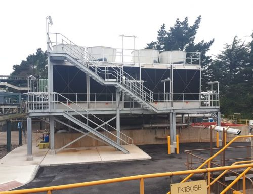 Glaxo Smithkline A14 Cooling Towers Support Platform